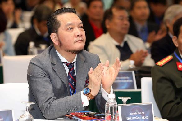 Ông Lê Văn Thành đắc cử phó chủ tịch tài chính VFF - Ảnh 2.