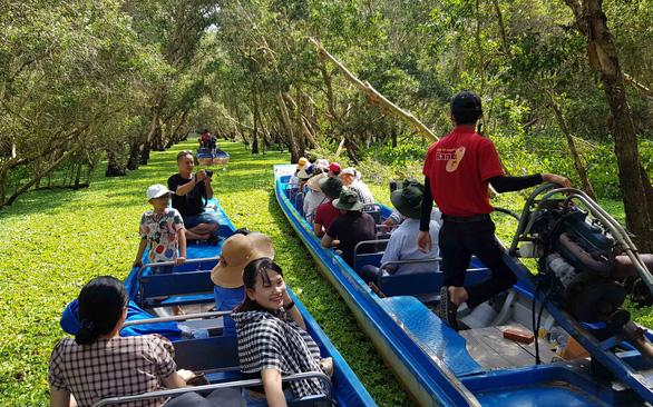Đồng bằng sông Cửu Long khởi động lại kích cầu du lịch - Ảnh 1.