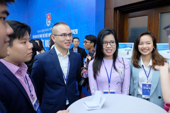 206 trí thức trẻ hội tụ với khát vọng 'Việt Nam 2045' - Ảnh 1.