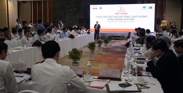 Đề xuất thành lập Hội đồng và quỹ đầu tư vùng Đông Nam Bộ - Ảnh 1.