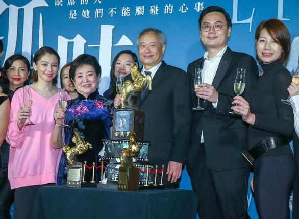 Vắng đại diện điện ảnh Trung Quốc, giải thưởng Kim Mã Đài Loan vẫn náo nhiệt - Ảnh 10.