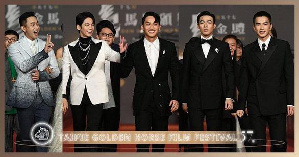 Vắng đại diện điện ảnh Trung Quốc, giải thưởng Kim Mã Đài Loan vẫn náo nhiệt - Ảnh 3.