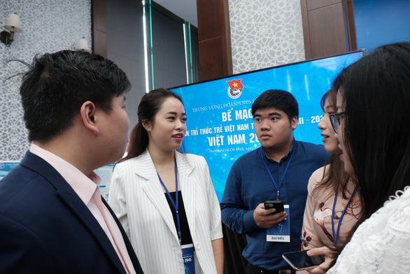 Diễn đàn Trí thức trẻ Việt Nam toàn cầu: mong ý tưởng được hiện thực hóa - Ảnh 1.