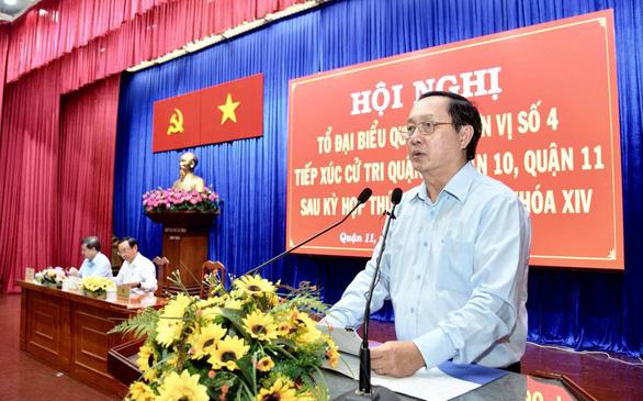 Bộ trưởng Huỳnh Thành Đạt lần đầu trải lòng về nhiệm vụ mới - Ảnh 1.