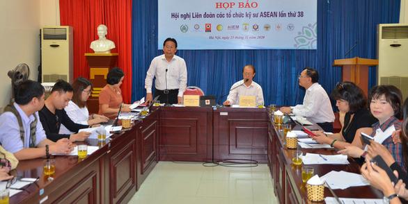 112 kỹ sư Việt được nhận chứng chỉ kỹ sư chuyên nghiệp ASEAN - Ảnh 1.