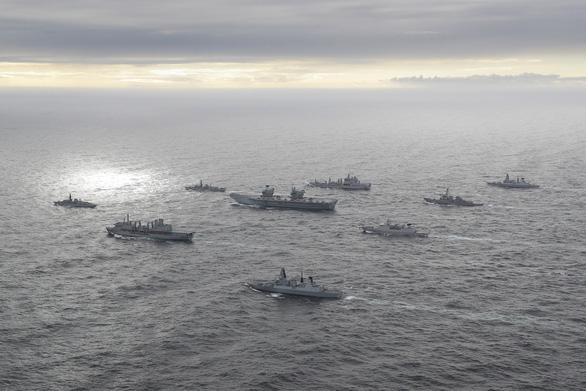 Nhóm chính khách hối thúc Anh chuyển hướng sang Ấn Độ Dương - Thái Bình Dương - Ảnh 1.