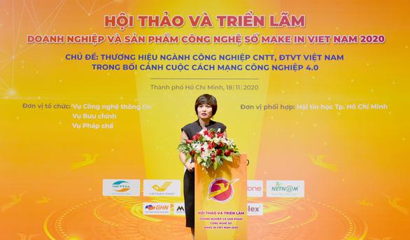 Viettel chia sẻ kinh nghiệm xây dựng thương hiệu với các doanh nghiệp Make in Vietnam - Ảnh 1.