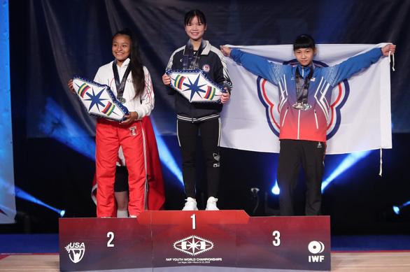 Hai lực sĩ vô địch trẻ thế giới của Việt Nam dính doping - Ảnh 1.