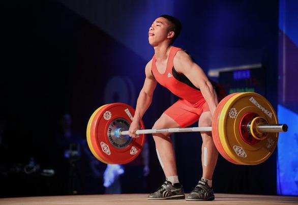 Hai lực sĩ vô địch trẻ thế giới của Việt Nam dính doping - Ảnh 2.
