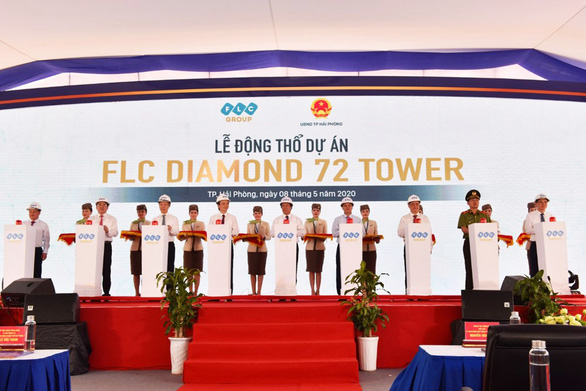 Hải Phòng dừng dự án xây tòa tháp 72 tầng của FLC vì chậm làm thủ tục - Ảnh 2.