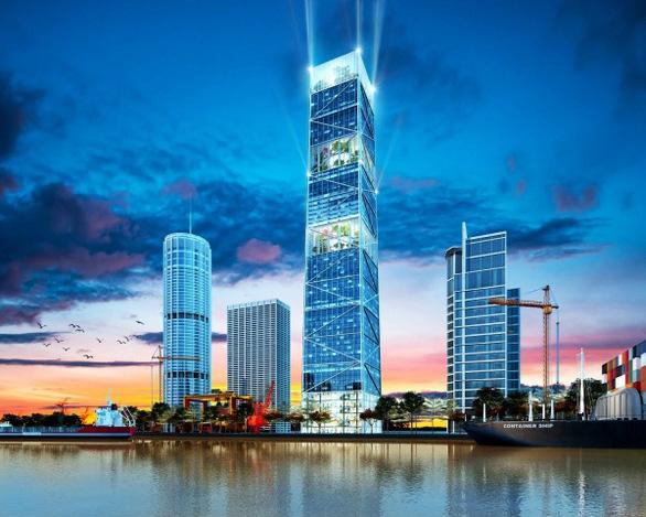 Hải Phòng dừng dự án xây tòa tháp 72 tầng của FLC vì chậm làm thủ tục - Ảnh 3.