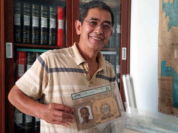 Trình diễn hàng độc trong lịch sử tiền giấy Việt Nam - Ảnh 1.