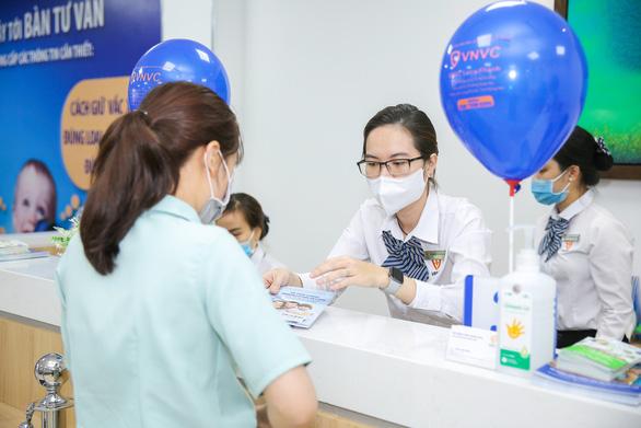 Khai trương Trung tâm tiêm chủng VNVC Long Khánh - Ảnh 4.
