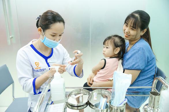 Khai trương Trung tâm tiêm chủng VNVC Long Khánh - Ảnh 3.