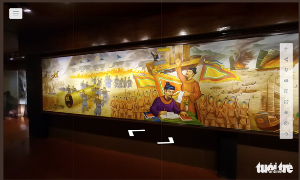 Trưng bày mộc bản triều Nguyễn bằng công nghệ 360 VR - Ảnh 4.