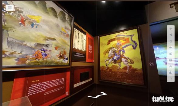 Trưng bày mộc bản triều Nguyễn bằng công nghệ 360 VR - Ảnh 2.