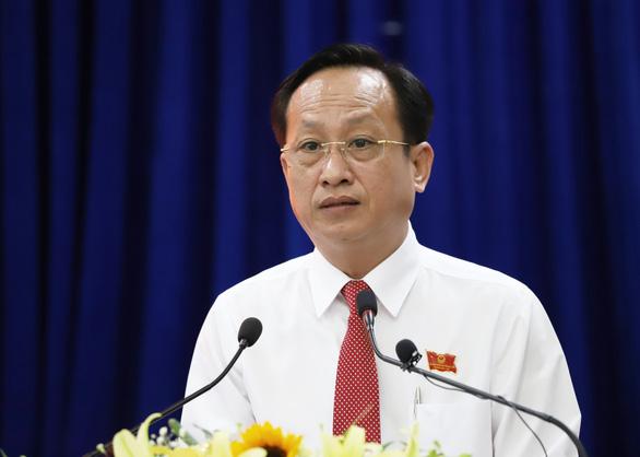 Bầu ông Phạm Văn Thiều làm chủ tịch UBND tỉnh Bạc Liêu - Ảnh 1.