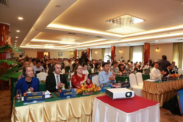 Diễn đàn thương mại Việt Nam - Hoa Kỳ năm 2020 - Ảnh 2.
