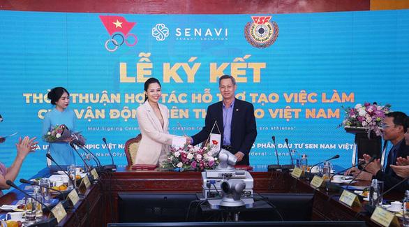 Xạ thủ Hoàng Xuân Vinh không tham dự SEA Games 31 - Ảnh 2.
