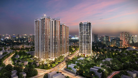 Căn hộ trung tâm Hà Nội thu hút dòng tiền - Ảnh 2.