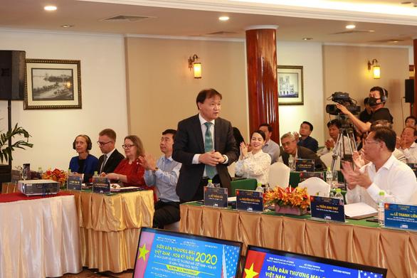 Diễn đàn thương mại Việt Nam - Hoa Kỳ năm 2020 - Ảnh 3.