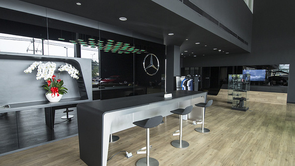 Mercedes-Benz Việt Nam kỷ niệm 25 năm thành lập - Ảnh 3.