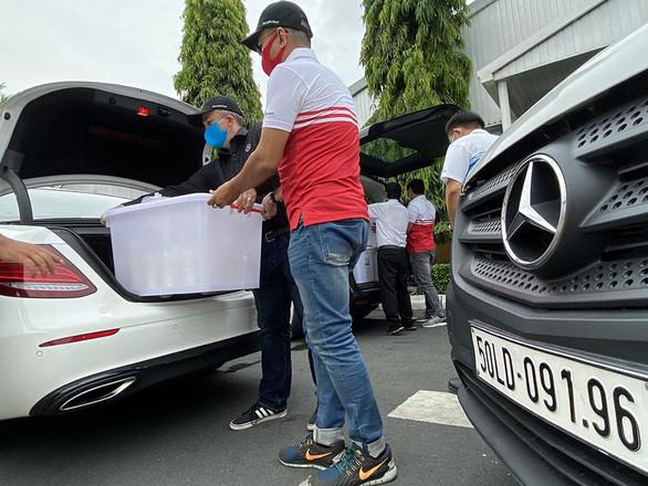 Mercedes-Benz Việt Nam kỷ niệm 25 năm thành lập - Ảnh 4.