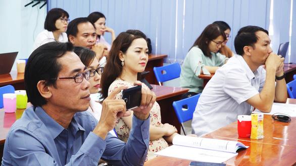 Tổng Công ty Điện lực miền Nam tổ chức đào tạo nghiệp vụ về công tác truyền thông - Ảnh 3.