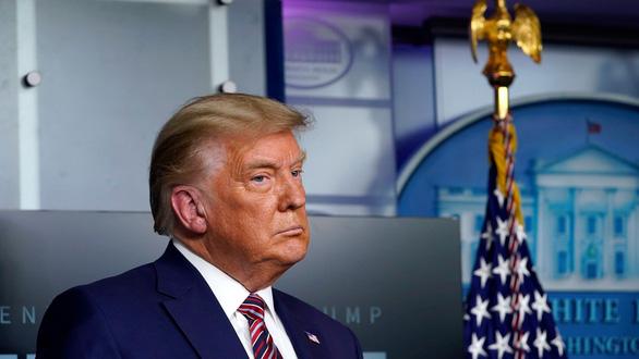Tổng chưởng lý New York: Ông Trump sẽ từ chức để được ân xá - Ảnh 1.