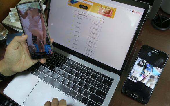 Tràn lan app phi pháp với đủ kiểu bán thân, livestream khiêu dâm - Ảnh 1.