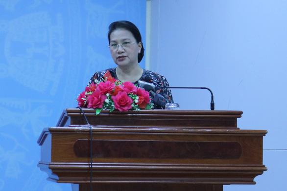 Vụ bà Hồ Thị Kim Thoa: Không phải khởi tố rồi để bỏ trốn - Ảnh 1.