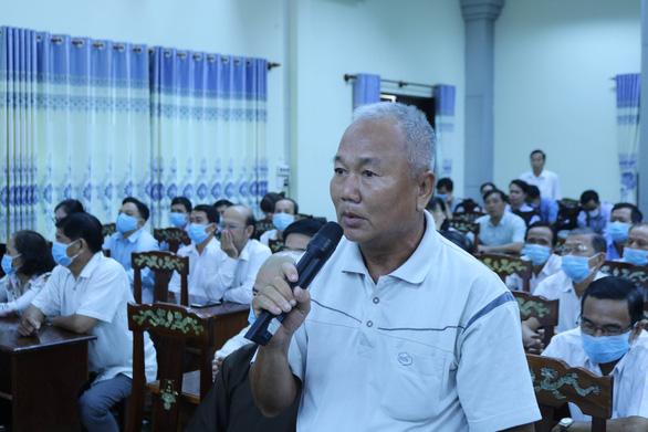 Vụ bà Hồ Thị Kim Thoa: Không phải khởi tố rồi để bỏ trốn - Ảnh 2.