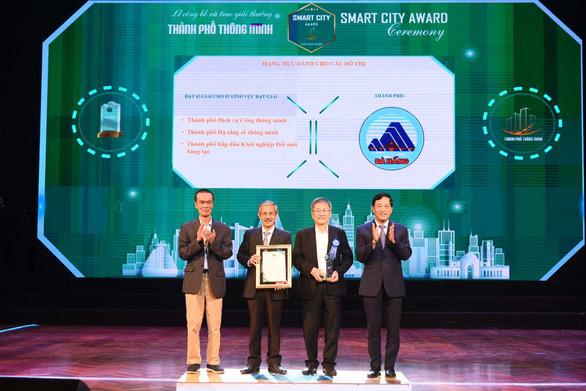 Đà Nẵng, thành phố thông minh nhất Việt Nam 2020 - Ảnh 1.