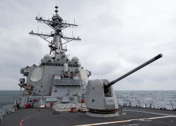 Chuyến thăm bí mật của chuẩn đô đốc Mỹ đến Đài Loan  - Ảnh 1.