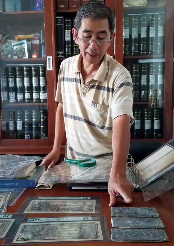 Trình diễn hàng độc trong lịch sử tiền giấy Việt Nam - Ảnh 5.