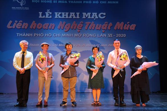 Khai mạc Liên hoan nghệ thuật múa TP.HCM mở rộng lần VI - 2020 - Ảnh 2.
