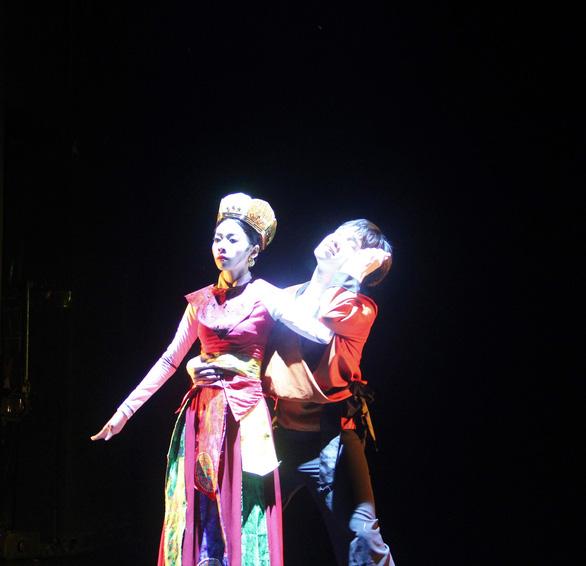 Khai mạc Liên hoan nghệ thuật múa TP.HCM mở rộng lần VI - 2020 - Ảnh 7.
