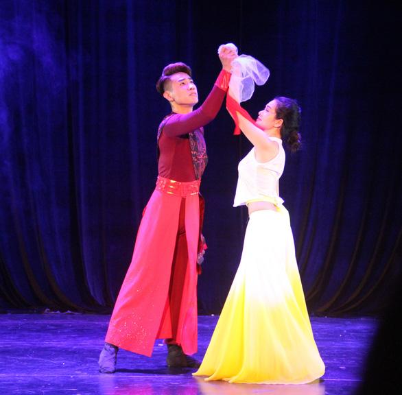 Khai mạc Liên hoan nghệ thuật múa TP.HCM mở rộng lần VI - 2020 - Ảnh 6.