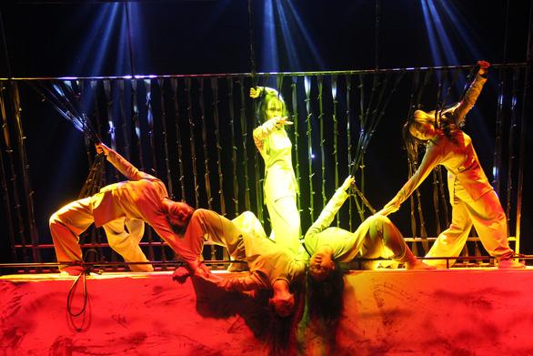 Khai mạc Liên hoan nghệ thuật múa TP.HCM mở rộng lần VI - 2020 - Ảnh 5.