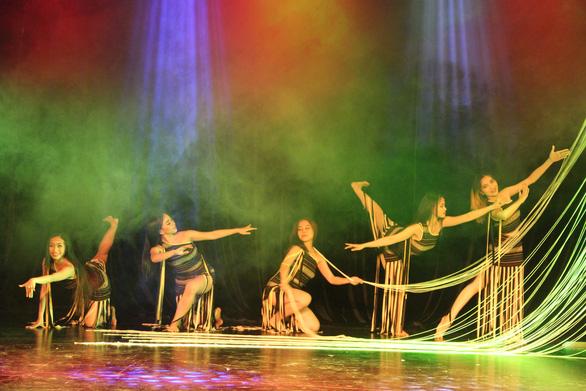 Khai mạc Liên hoan nghệ thuật múa TP.HCM mở rộng lần VI - 2020 - Ảnh 3.