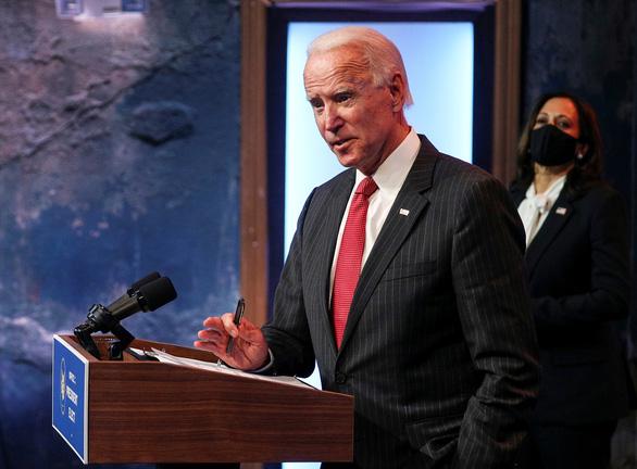 Ông Biden công bố các đề cử cho nội các và Nhà Trắng - Ảnh 1.
