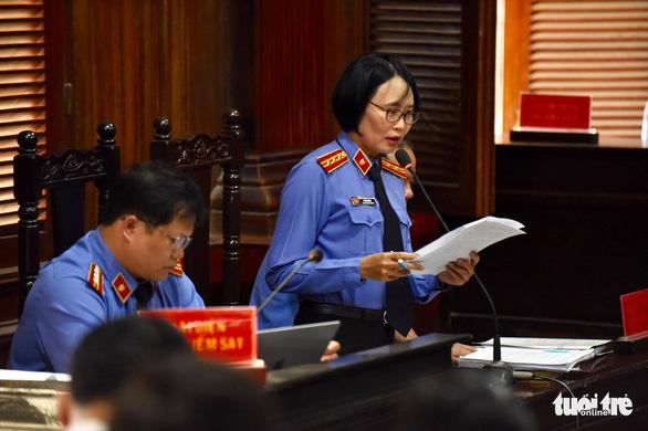 Ông Trần Phương Bình tiếp tục bị đề nghị chung thân, buộc bồi thường 75 tỉ - Ảnh 1.