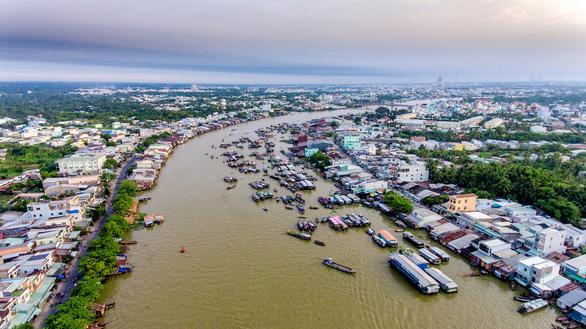 Phát triển đại đô thị: Tiềm năng bứt phá cho bất động sản Cần Thơ - Ảnh 1.