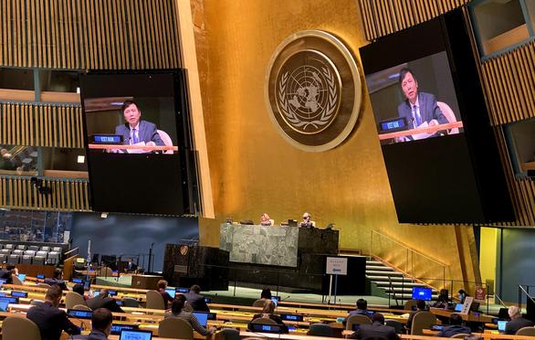 Liên Hiệp Quốc thông qua nghị quyết hợp tác với ASEAN do Việt Nam chủ trì đề xuất - Ảnh 1.
