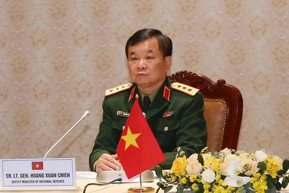 Đối thoại trực tuyến chính sách quốc phòng Việt - Mỹ năm 2020 - Ảnh 1.