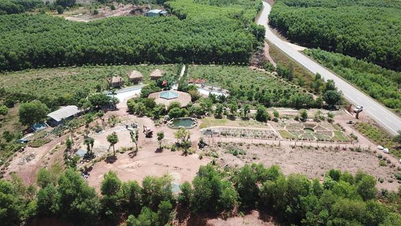 Kiểm tra 4 tỉnh, phát hiện 21 mô hình farmstay có sai phạm về đất đai - Ảnh 1.