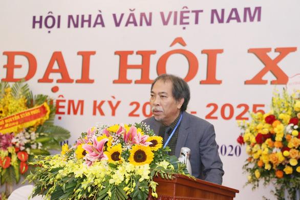 Ông Võ Văn Thưởng: Hội Nhà văn phải thúc đẩy hòa hợp dân tộc và đời sống dân chủ - Ảnh 3.