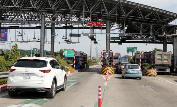 Bộ GTVT kiến nghị Thủ tướng không triển khai thu phí điện tử tại 7 trạm BOT - Ảnh 1.