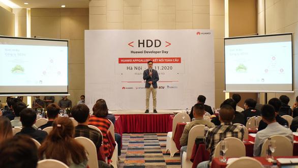 Nhiều nhà phát triển game Việt chọn Huawei AppGallery - Ảnh 2.