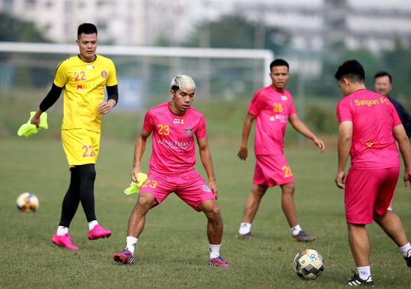 Lực lượng CLB Sài Gòn mùa bóng 2021 sẽ mạnh hơn rất nhiều - Ảnh 2.